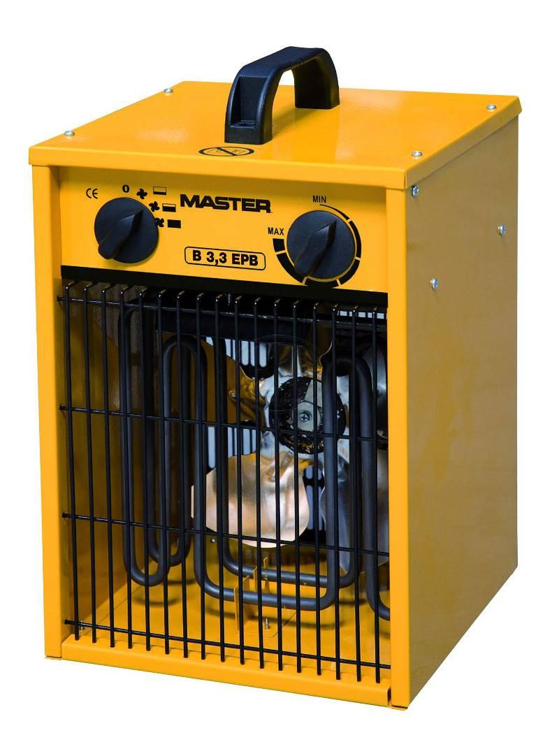 Elektro-Heizlüfter MASTER B 3,3 EPB