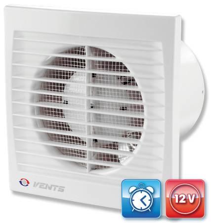 Ventilator VENTS 100 ST 12V