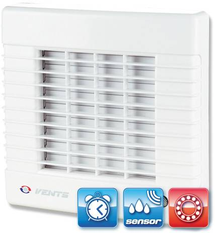Ventilator VENTS 125 MATHL