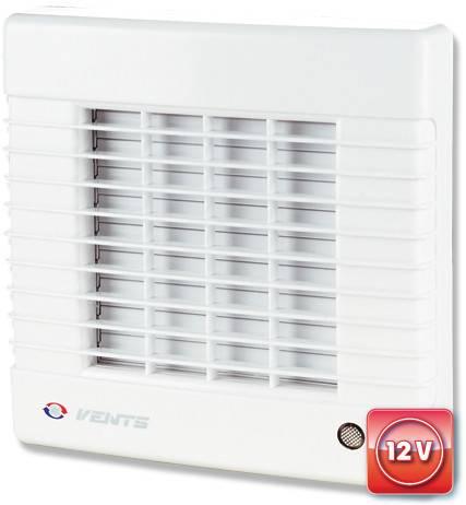Ventilator VENTS 125 MA 12V