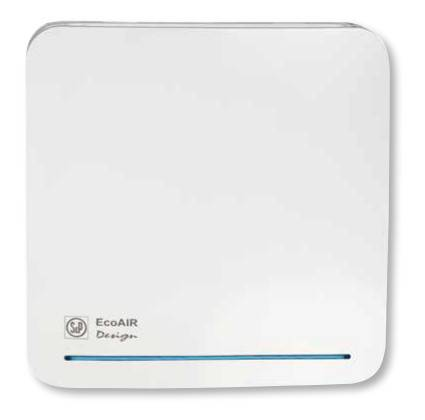Radialventilator ECOAIR DESIGN H ECOWATT