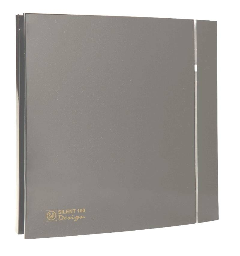 Ventilator SILENT 100 DESIGN GREY CRZ 4C