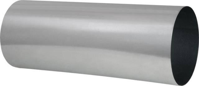Glattrohr 160/1m