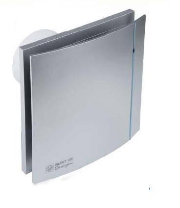 Ventilator SILENT 300 DESIGN SILVER CHZ 3C