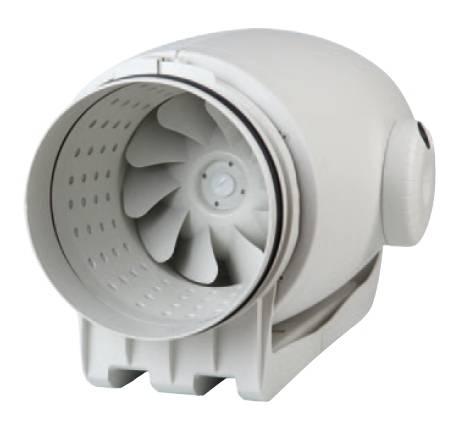 Ventilator TD 350/125 SILENT T mit Nachlauf