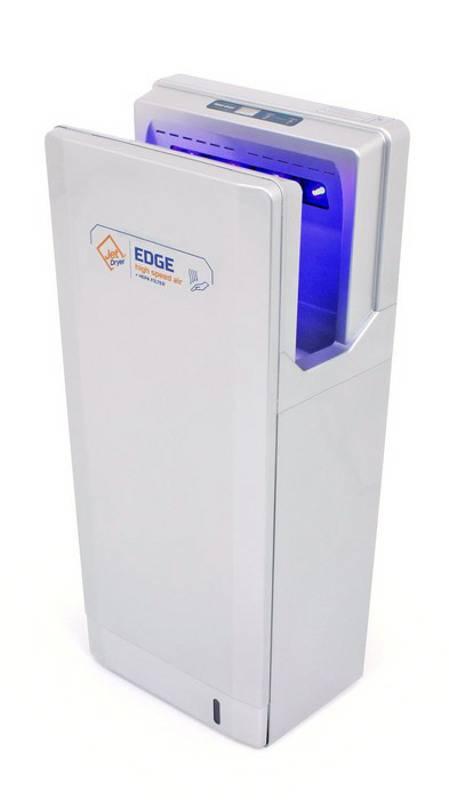 Handtrockner JetDryer Edge-Silber