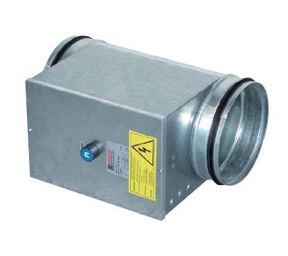 Elektro-Heizregister MBE 200/3,0