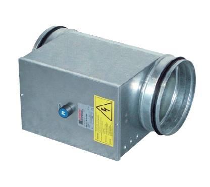 Elektro-Heizregister MBE 250/5,0
