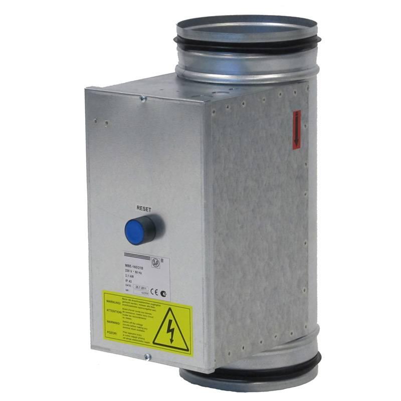 Elektro-Heizregister MBE 315/9,0