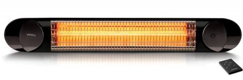 Carbonstrahler Veito Blade S Black 2500